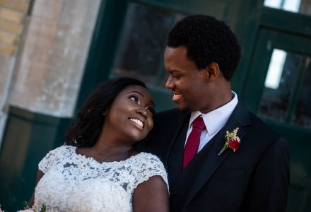 Kitchener Wedding Photographer - Allen Oba Studios